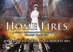 Auckland Castle Poster web