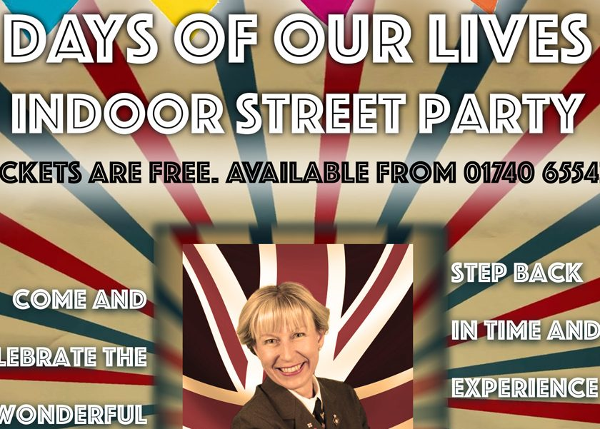 Days of Our Lives – Indoor Street Party